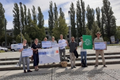 Climate Wednesday Adlershof Berlin